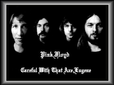 Pink Floyd Performs ~Careful With That Axe Eugene~ Live at Pompeii